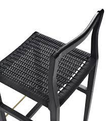 Michael Yates Design Giacomo Bar Counter Chair Michael Yates Design