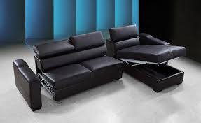 Plain Sectional Sofa Bed With Storage To Inspiration