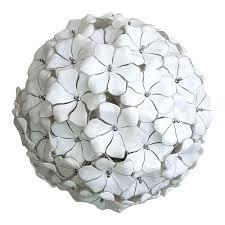 sls5980 mazzega flower pendant light