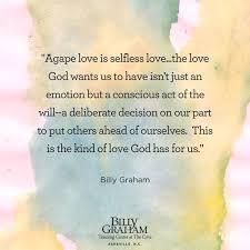 Agape Love Quotes