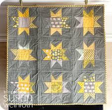 When I first saw this quilt I knew I had to have one. I am half ... & When I first saw this quilt I knew I had to have one. I am · Gray  QuiltsYellow ... Adamdwight.com
