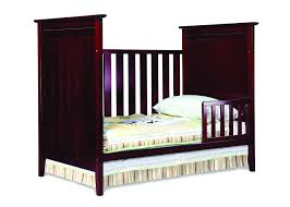 simmons easy side crib. simmons kids black cherry espresso (607) melody 3-in-1 crib, easy side crib n