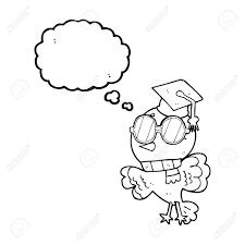 フリーハンド描画思考がかわいいバブル教養漫画鳥