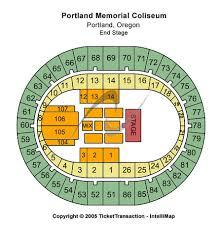 Veterans Memorial Coliseum Online Charts Collection