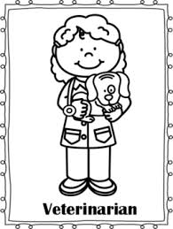 Community Helpers Coloring Pages By Miss P S Prek Pups Tpt