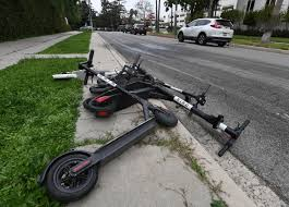 Scooters, Scooters Everywhere. Here's How LA's Grand Experiment Is ...