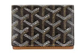 goyard designer oldest leather goods luxury
