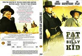 Pat Garrett And Billy The Kid DVD Cover 1973 R4 DUTCH Custom