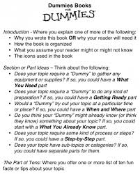 informative writing through for dummies how to books hello  dummies books for dummies chart created by vicki vinton and her 5th grade students