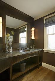 Masculine Bathroom Decor 41 Best Images About Welcoming Powder Rooms Small Bathrooms On