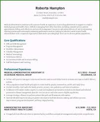 Administration Resume Templates Stunning Administrative Assistant Resume Sample For Your Job