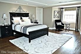 master bedroom rug layout bedroom area rug contemporary master bedroom with ultimate cream beige area