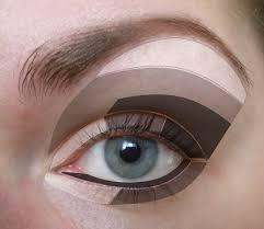 highlighting and contouring makeup