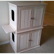 Decorative Cat Litter Box Cat Litter Box Furniture Designer Litter Box Enclosure From 95