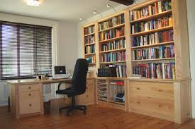 sustainable office furniture. Ash Bespoke Solid Wood Bookcase Office Furniture Sustainable L