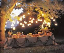 outside wedding lighting ideas. photo source the lighting in an outdoor wedding outside ideas l