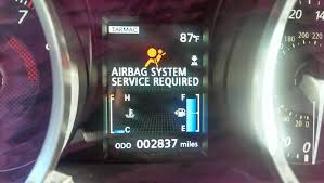Mitsubishi Lancer Reset Service Light Airbag System Service Required Evolutionm Mitsubishi