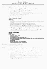 Warehouse Worker Resume Magnificent Warehouse Worker Resume Sample Unique Yard Worker Resume Samples 48axid
