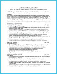 Personal Assistant Resume Sample Personal Assistant Resume Examples