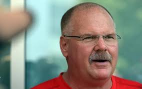 andy reid. chiefs coach andy reid wishes the royals good luck on their playoff push   kansas city star