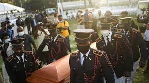 Fear stalks Haitians as their murdered ...