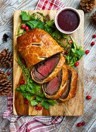 One of my family's favorite grilled holiday meals is beef tenderloin. Beef Wellington With Red Wine Sauce What Should I Make For