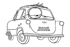 Cars Coloring Car Coloring Pages Printable Police Race Colouring