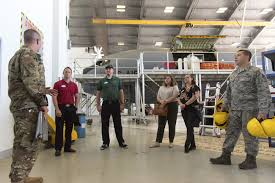 busch gardens tampa bay employees visit 6th maintenance squadron