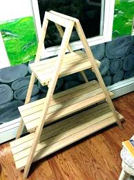 outdoor wooden plant stands tiered outdoor plant stand outdoor plant stand ideas wooden plant stand plans