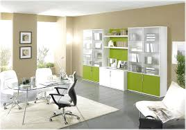office modern home office decorating with glass office table and