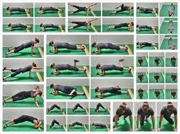 20 Plank Exercise Variations Moves For A Plank Workout