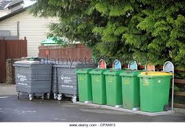 Image result for recycling bins
