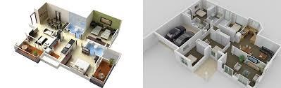 2D Interior Design Exterior Impressive Ideas