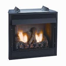 empire breckenridge vfd32fb0l deluxe vent free louvered gas firebox 32