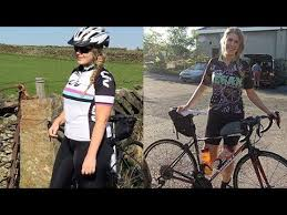 cycling weight loss transformation