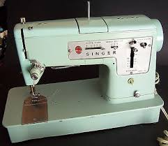 Singer Sewing Machine 1960