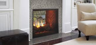 fortress seethrough gas fireplace see through gas fireplace63