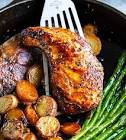 balsamic and olive chicken