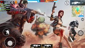 Noscrisma presents a new ultimate shooter survival game for you. Clash Squad Free Fire Battleground Survival 3d Mod Apk 1 4 God Mode Dumb Enemy Wendgames