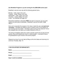 Volunteer Letter Samples 21 Printable Sample Volunteer Recruitment Letter Forms And