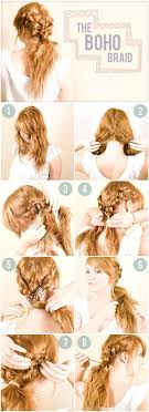 18 creative hairstyles that you can easily do at home