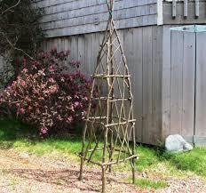garden obelisk trellis. Garden Obelisk Trellis L