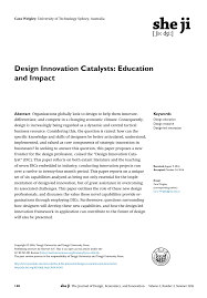 Roberto Verganti Design Driven Innovation Pdf Design Innovation Catalysts Education And Impact Topic Of