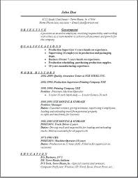 Example Of Federal Government Resumes Sample Federal Government Resumes Amere