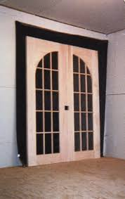 Wood Custom Doors – Jim Illingworth Millwork, LLC