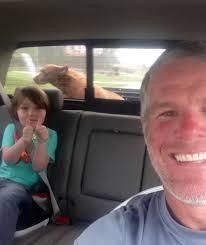 brett and grandson brett favre