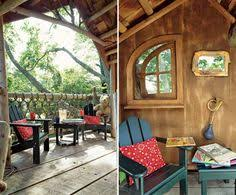 inside of simple tree houses. A Backyard Treehouse Inspired By Hobbits Inside Of Simple Tree Houses L
