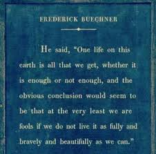 Frederick Buechner Quotes New Buechner Quotes On QuotesTopics