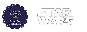 star wars template printable star wars logo template printable treats com