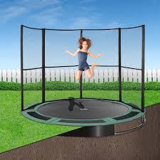 in ground trampoline. In Ground Trampoline